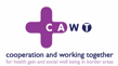Cooperation and Working Together logo